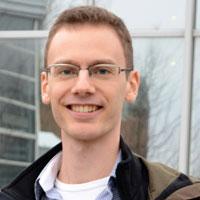 Daniel Nilsson, tidigare student på Energiingenjörsprogrammet på Högskolan i Halmstad, fick för andra året i rad i dag ta emot pris från Energi- och ... - 121114-daniel-nilsson