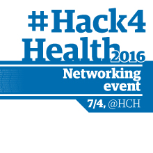 Logotype for Hack4Health