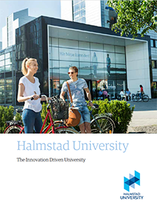Halmstad University brochure