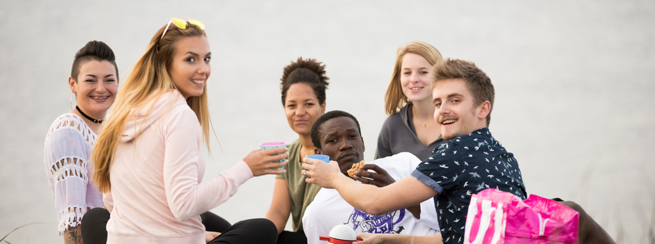 See what our students think of Halmstad University