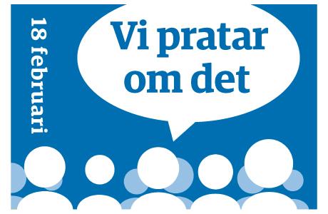 Vi Pratar Om Det Samtalsserie För Halmstadborna Högskolan I Halmstad