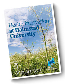Health Innovation at Halmstad University Annual Report 2017